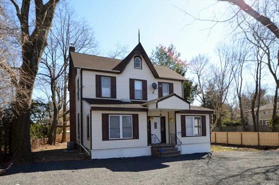 Old World Charm, Circa 1878, Meets New With This Completely Renovated Victorian! Ef, Lr, Fdr, Eik w/Granite Counters & Stainless Energy Save Appliances, Full Bath, Laundry Room w/Entry to Deck, Master Bedroom w/Full Bath & Walk In Closet. 2nd Floor; 4 Bedrooms & Full Bath. Stairs to Finished Attic w/Heat. Full Unfinished Basement w/Mechanicals. Award Winning North Shore Schools!