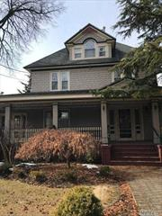 Great 2, 826 square footage two-story single family residence with 4 bedroom 2.5 bathroom home in Rockville Centre. Built in 1925. Lot size is 17, 598 square foot with In ground swimming pool . Close by restaurants, entertainment and so much more.