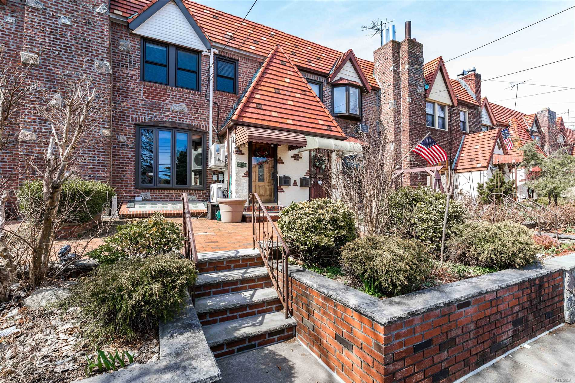 Immaculate Single Family Tudor in Prime Bayside, Queens, Just A Few Blocks To Utopia Pkwy/Francis Lewis Blvd Intersection and Clearview Expressway. 1st Floor Consists Of Beautiful Modern Kitchen W/ Stainless Steel Appliances And Custom Breakfast Bar; Living Room W/ Fireplace, Formal Dining Room + Half Bath; Three Large Bedrooms On 2nd Floor W/ Custom Closets And Gorgeous Full Bath; Full Finished Basement W/ OSE. Attached Garage In Rear W/ Custom Deck Above, Great For Summer Gatherings!