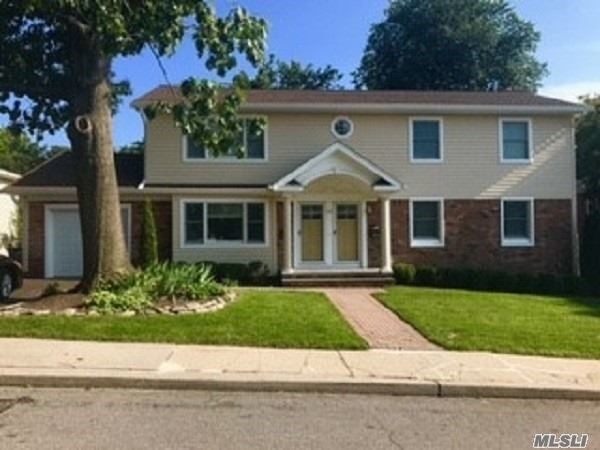 Lovely first floor rental Master bed first floor plus 2 beds X 1.5 bath, use of garage. Deck. Finished Basement with storage & Washer & Dryer, close to water & town, Shared use of yard.