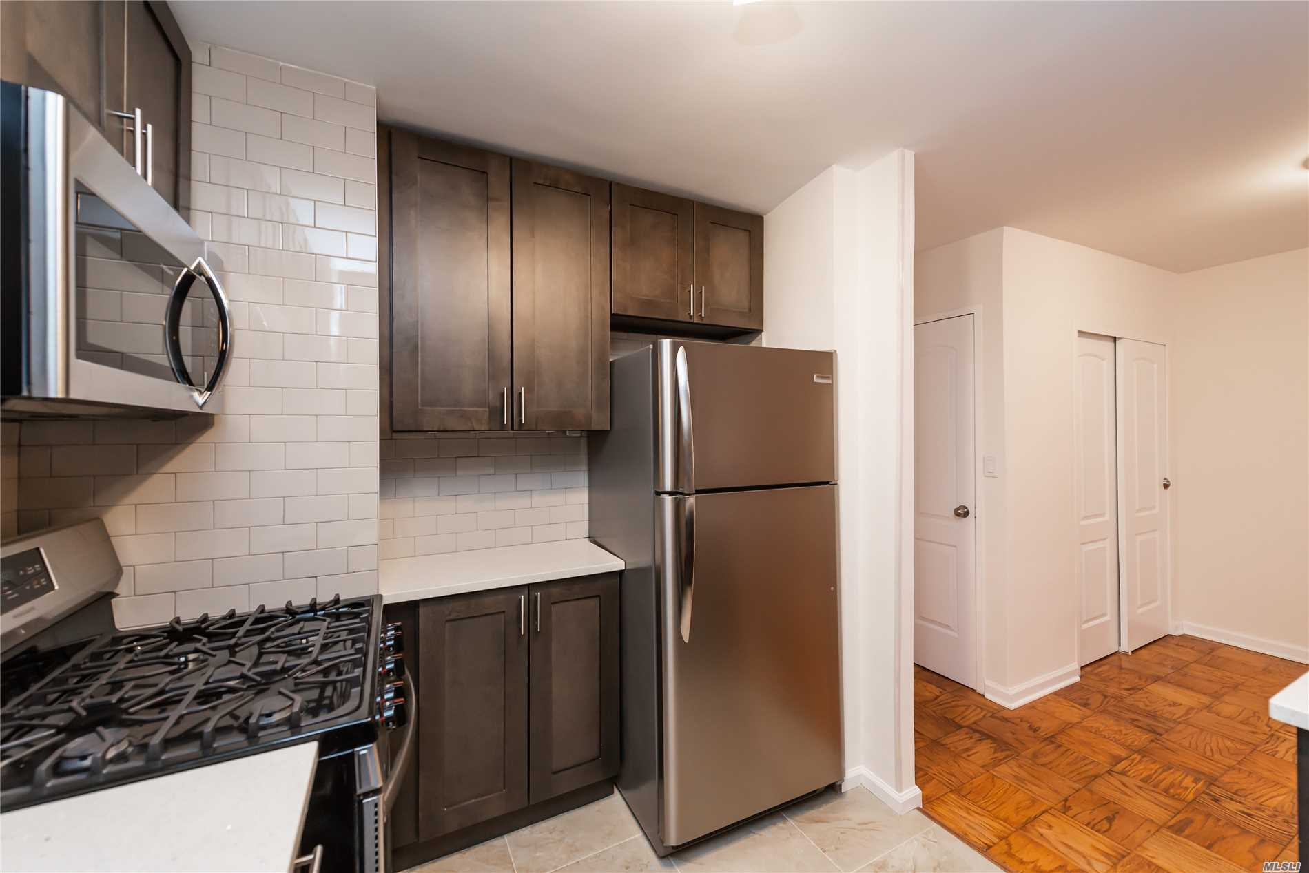 1 bedroom, 1 bath renovated apartment in Flushing