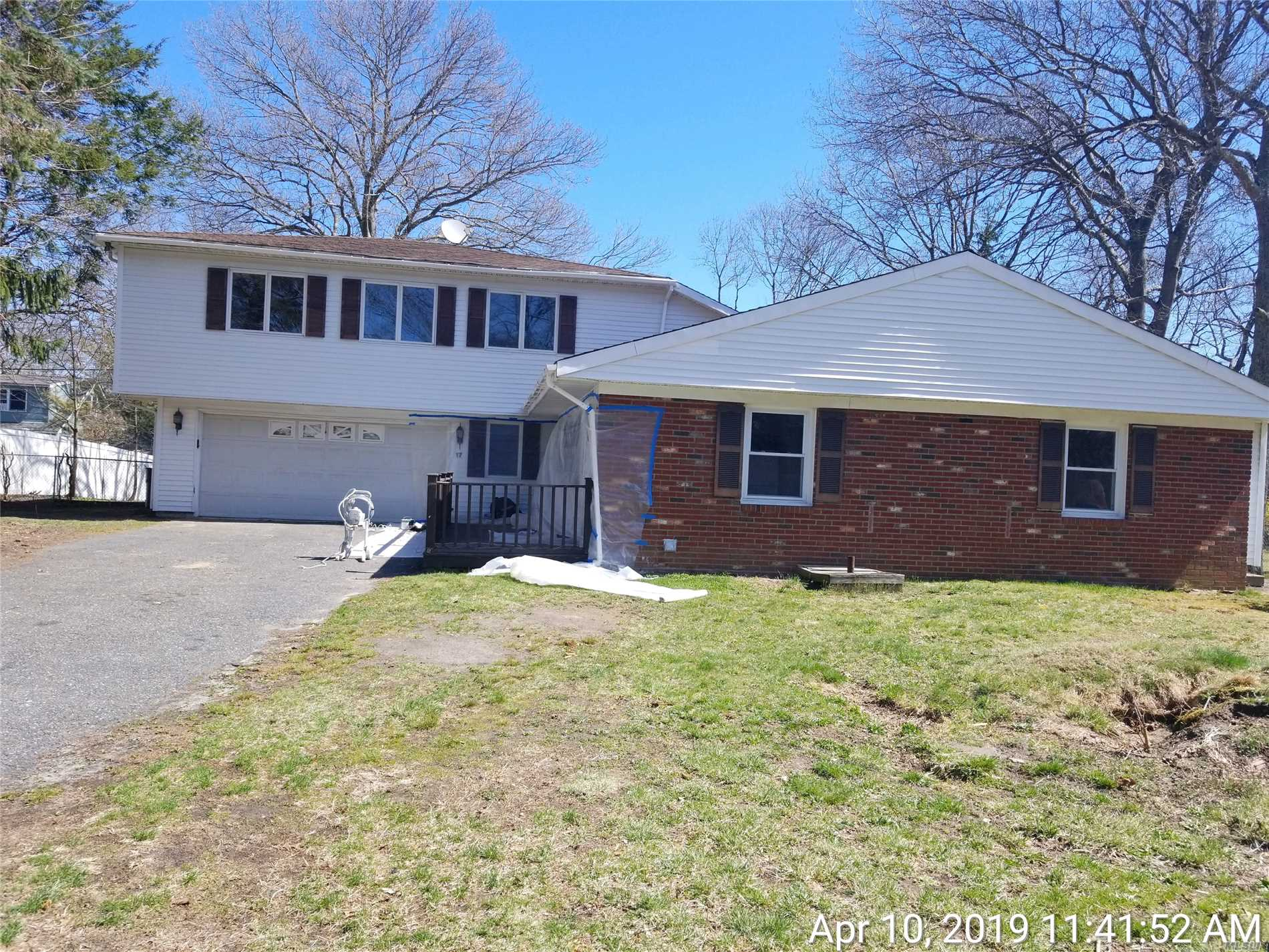 One Family w/ Accessory Apt check local permits and zoning. Very large home with 5 bedrooms 3 full bathroom 2 car garage and large fenced yard. Great for large family or income potential. This house is priced to sell, Will not last! Come see it today!