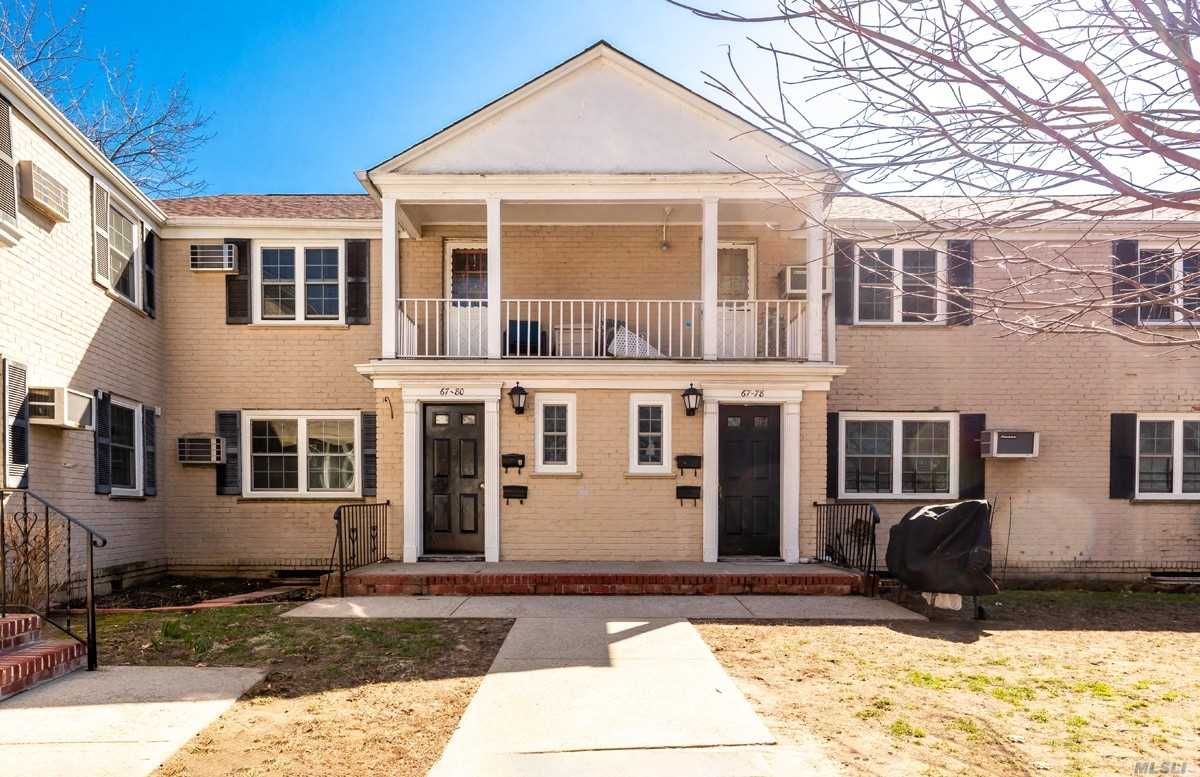 Location, Location, Location! Three-bedroom (Northeastern Exposure) Co-op Currently Being Used As A Two-bedroom Unit. Washer/Dryer Inside The Unit, School District #26-PS/MS 74. Close To Shopping Center & Alley Pond Park, Bus Q27 To Flushing And QM5 To NYC. Maintenance Fee ($10, 91.40/M) Includes Heat, Tax, Gas & Heat, Security. No board Interview Is Required, But With Less Than 25% DTI. Buyer Can Qualify With As Low As 10% Down-Payment.