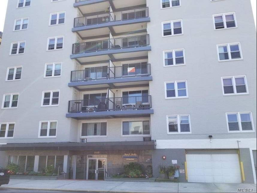 Direct Oceanfront! Amazing ocean views from all rooms! Mostly gutted Junior 4- 1 Bedroom Unit needing everything! West Side Of Building. Laundry Room Located On Lobby Floor.