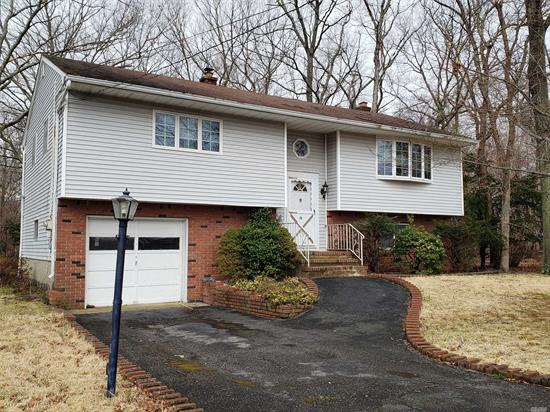 This Home Features Updated Eik with Stainless Steel Appliances, Updated Heating System, 2 Skylights, Hardwood Floors, Den W/ Fireplace