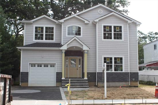 New Construction To Be Built In 2019. 4 Bedrooms, 2 1/2 Bath Custom Colonial, Pella Windows, Oak Floors, Crown Molding , Central Vac, Full 8' Basement... Still Time To Pick Your Finishes