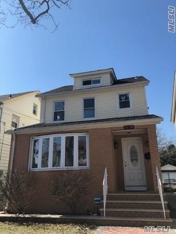 Beautifully renovated 2 Bed/1 Bath with stainless steel appliances and lots of closet space available. It's newly renovated, brand new and It boasts beautiful Eat-In-Kitchen. Spacious Living Room/Dining Room. Easy public access to all the buses and nearby major highways such as Belt Pkwy East, Cross Island Pkwy. Close to JFK airport, Green Acre mall, shopping, restaurant, gym, banks and schools.