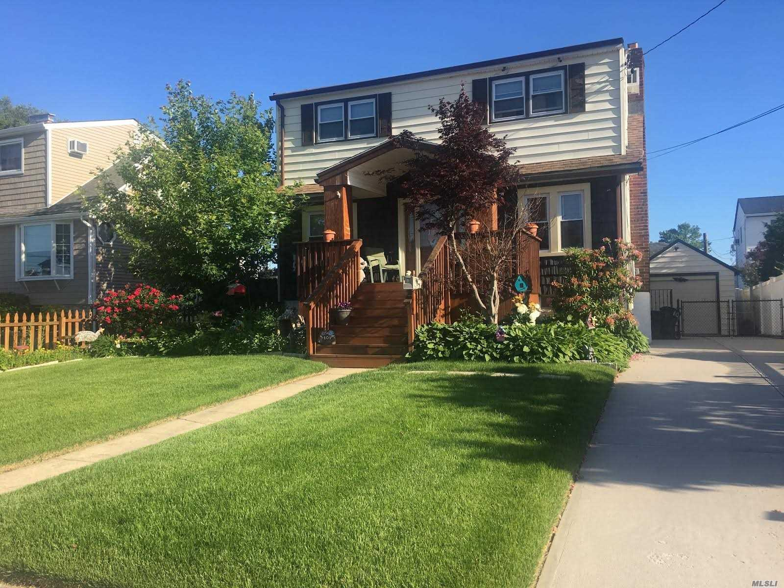 Beautiful and Charming Home Located In The Desirable Ocean Lea Section, (School 8) With 3 Bedrooms, 2 Full Bathrooms, Finished Basement, An Above-Ground Pool and a 1 Car Detached Garage. Great Location On Quiet Residential Street Close To Shopping, Schools, All... Flood is Transferable and is $1, 557.00