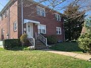 Large & sunny 2nd floor apt, Wood Floors, Updated EIK & bath, Washer & Dryer & storage in basement, Off Street parking. CAC, Fireplace for show purpose only (Due to Insurance). No Smoking. Close to RR, Train & town. No pets
