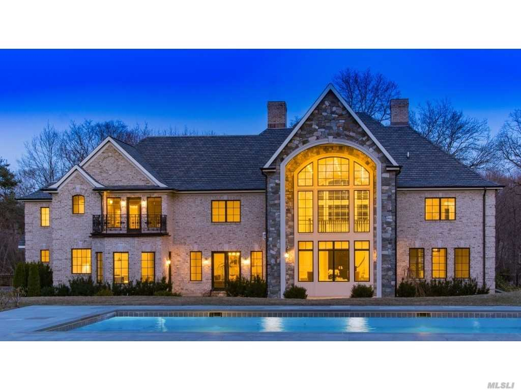 Location Location Location! This stately stone & brick new construction on 2.03 Picturesque Acres brings the best value of Northshore's Gold Coast living.Outstanding top shelf finishes throughout.This masterpiece has an incredible great room & entry foyer w/28' high ceiling. The lavish master Suite compromised of a phenomenal master bedroom w/private balcony, sitting area, a luxurious master bath/spa & a stunning master closet w/custom cabinetry. State-of-the art movie theater, gym & gunite pool.