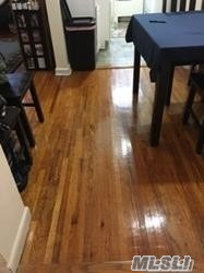 Beautiful And Spacious One Bedroom Garden Condo Apt, Hardwood Floors, Features A Big Living Room And Large Bedroom , Lots Of Storage, Convenient To Flushing Meadow Park/All Highway And Public Transportation.