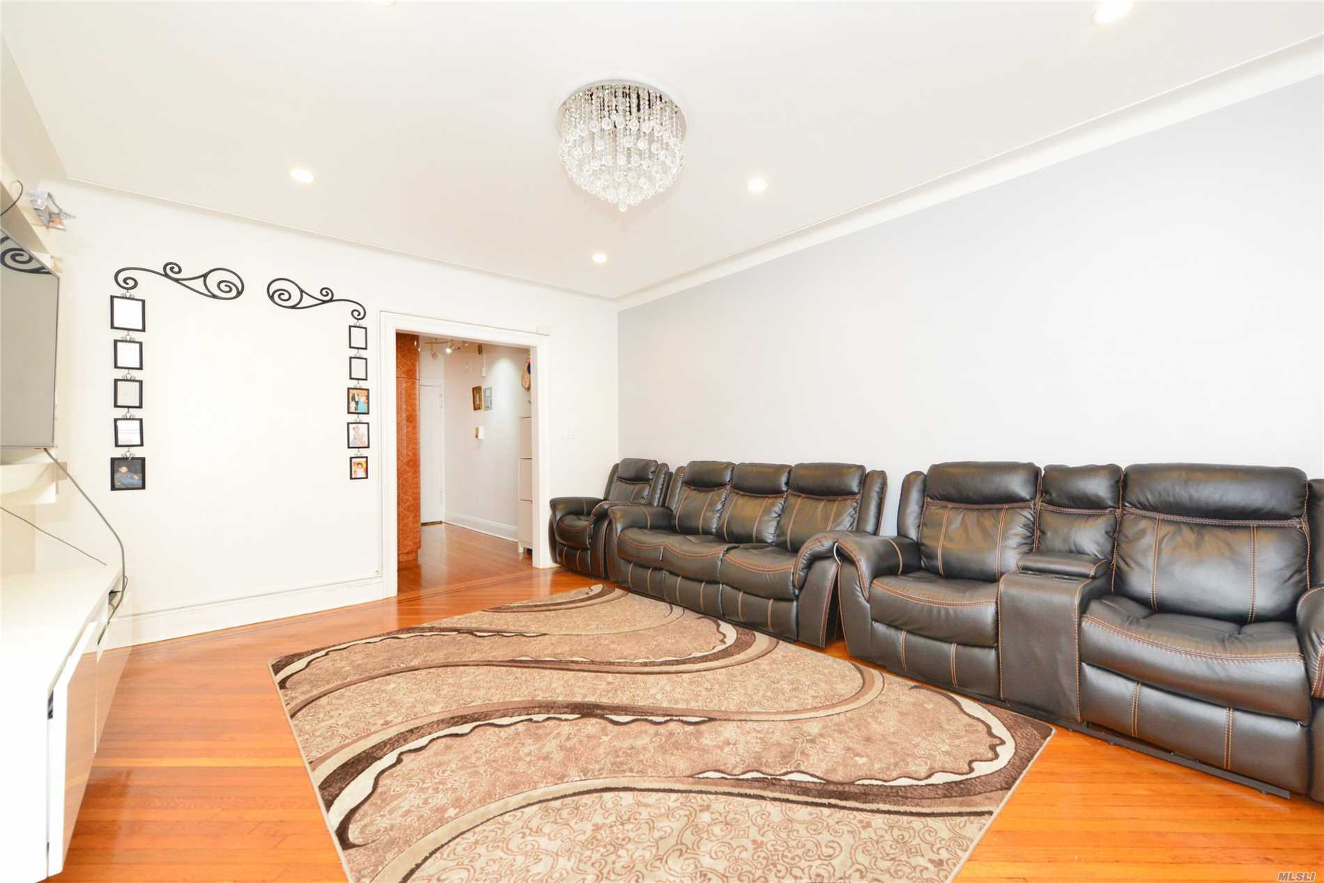 This Well Maintained Classic Pre-War Building Features A Beautiful, 2 Bedroom Apartment In The Heart Rego Park. Bright Living Room & Bedrooms. L-Shaped Living/Dining Room. Plenty Of Closet Space. Close To Shops And Transportation.