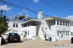 East Atlantic Beach: Spacious Upper 3brs, 1.5bths, offering updated featuring new carpets sun room, walk in closets, large front terrace, washer dryer, shared use of yard, 2 parking spaces, private beach rights. No Pets!