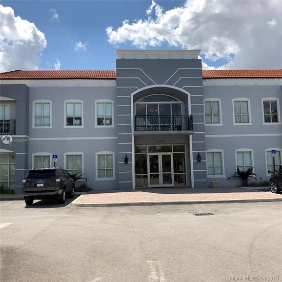 Exquisite 703 Sf. Office Condo In A Class A Boutique Building On Coral Way And Sw 148 Ave.  Open Concept With Foot Print Of 1 Private Office With Views To Main Office And 2/3 Open Floor Plan Office And Small Pantry/Storage Room.     Showings By Appointment.