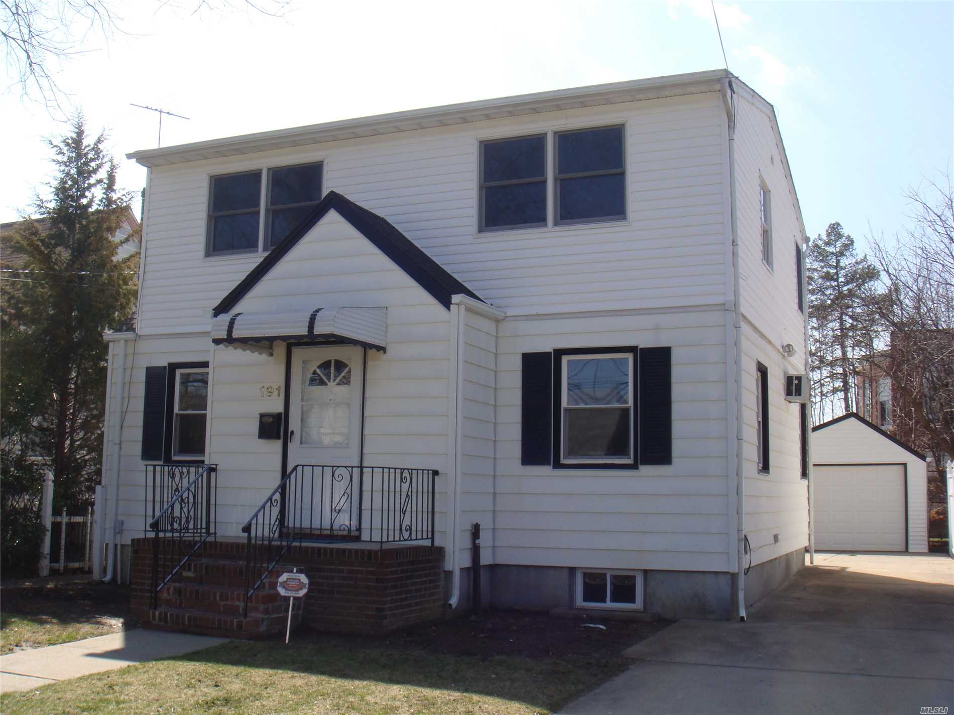 Move right in with room for Mom with proper permits possible Mother/Daughter. 3 Bedrooms, 2 Full baths, Living Room, Den, EIK, full finished basement. Taxes are being grieved.