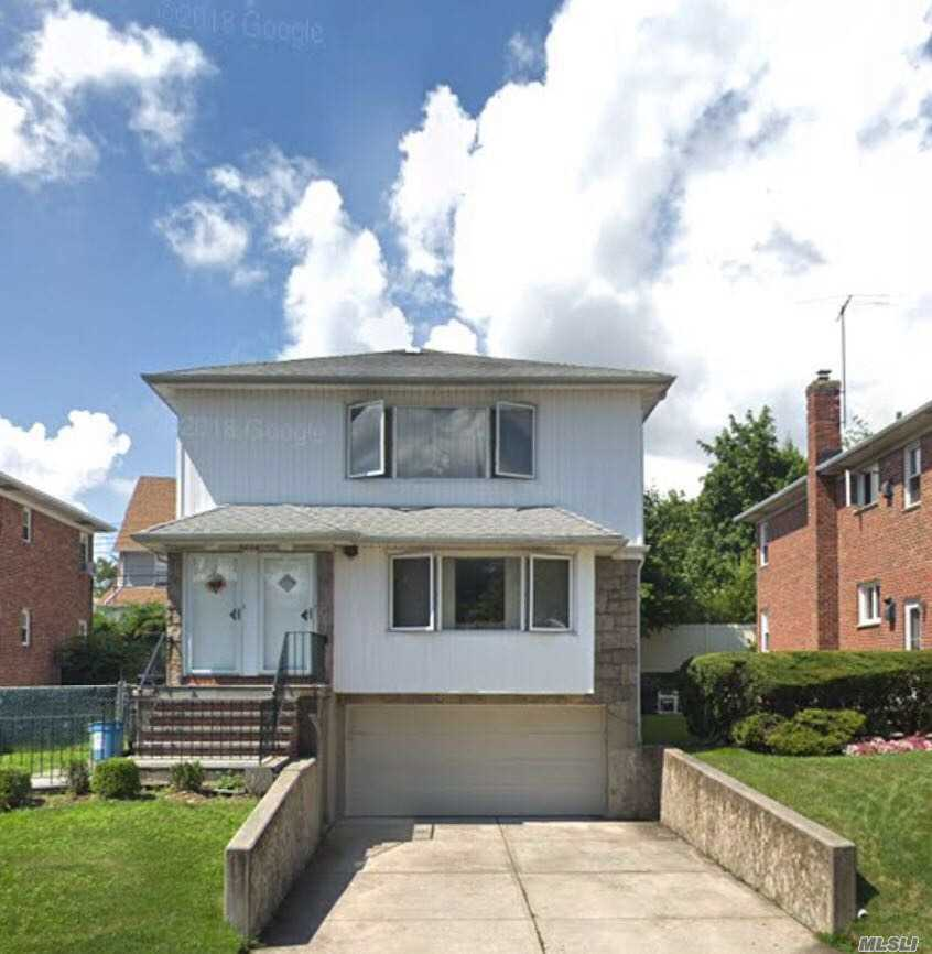 Nearly 1375 Sf Of Sun-Filled Living Space - Walk In Closet, 2 Full Baths, 3 Bedrooms, (1 master bedroom)Tons Of Closets, This Location Is Amazing! Close To Queens Borough Community College And Cardozo High School, ps 203, JHS158, Excellent school district. close to 495 , 295, Bay Terrace Shopping, Parks, Golf !!!! Credit check and income check requested.
