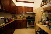 This Junior 4 Coop Apartment in the Sutton is about as Convenient as one can get to shopping and work. Wood Floors Maintenance includes heat, hot water and cooking gas. it is less than ten minutes walk to Queens Blvd. only 2 blocks from Trains M, R