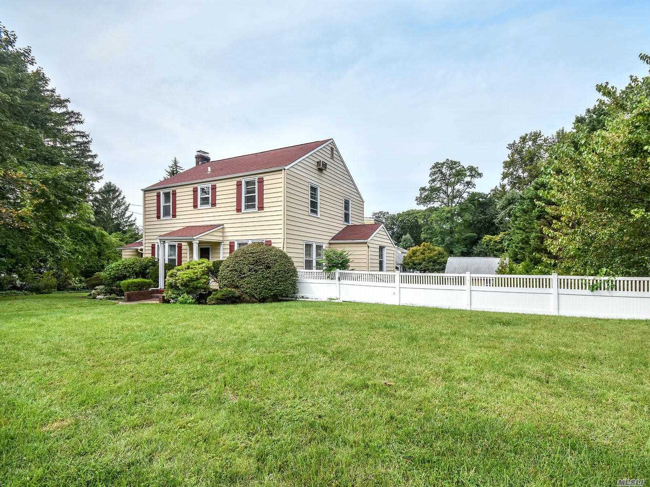 Bright And Spacious Updated 1918 Classic Colonial Located In Close Proximity To Long Island Rail Road, North Shore School District Elementary, Middle School And High School, Shops, Major Highways And Parkways. Full Current Credit Report, References And NTN Background Check At A Cost of $35.00 For Each Adult Is Required. Small Pet May Be Ok On A Case By Case Basis And With Additional Security.