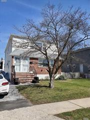 Great income property in Lynbrook. This Duplex 2 family home is near major highways and parkways, school, supermarkets, etc. House sold with tenants - 1st floor tenants lease expires July 31 and 2nd floor lease expires august 31st. Large finished basement with outside entrance, full bath and boiler room. 1st floor has 3 bedrooms; 2nd floor was recently renovated - 2 bedrooms with carpet. Driveway that extends past the home.
