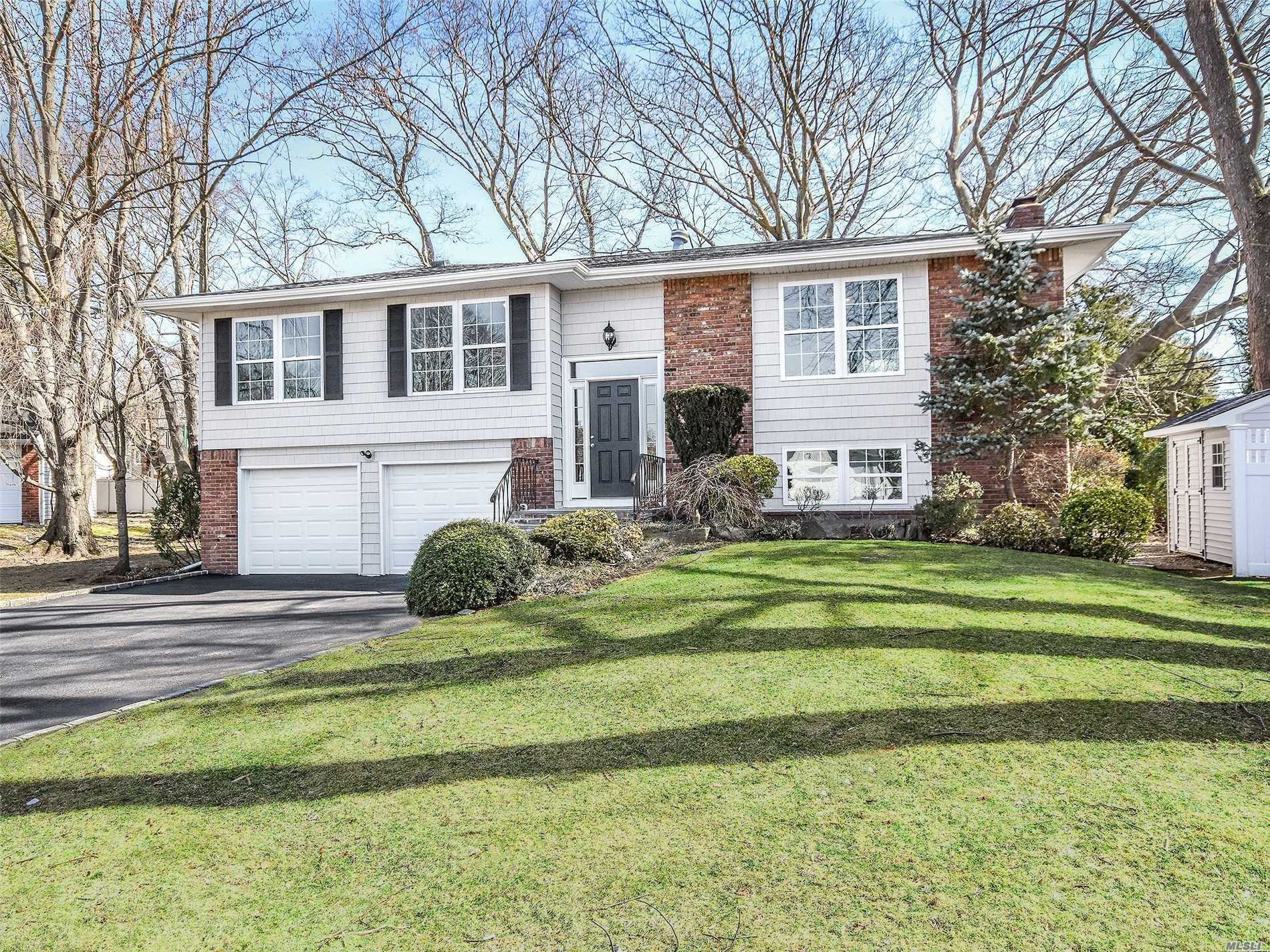 Deal Died! Show and sell. Completely Renovated March 2019. Gleaming Hardwood Floors Throughout. New Kitchen Featuring White Shaker Cabinets Topped With Granite Countertops And Stainless Steel Appliances. All New Bathrooms, New Siding, Windows, Roof, Driveway And Fixtures. Full Basement With Outside Separate Entrance.