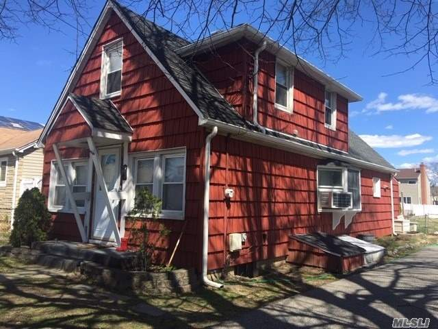Lovely 3 Bedroom Colonial with Formal Dining rm and Office located on large parcel of land 54 x 202. 2 Sheds on property. Many possibilities for this home.