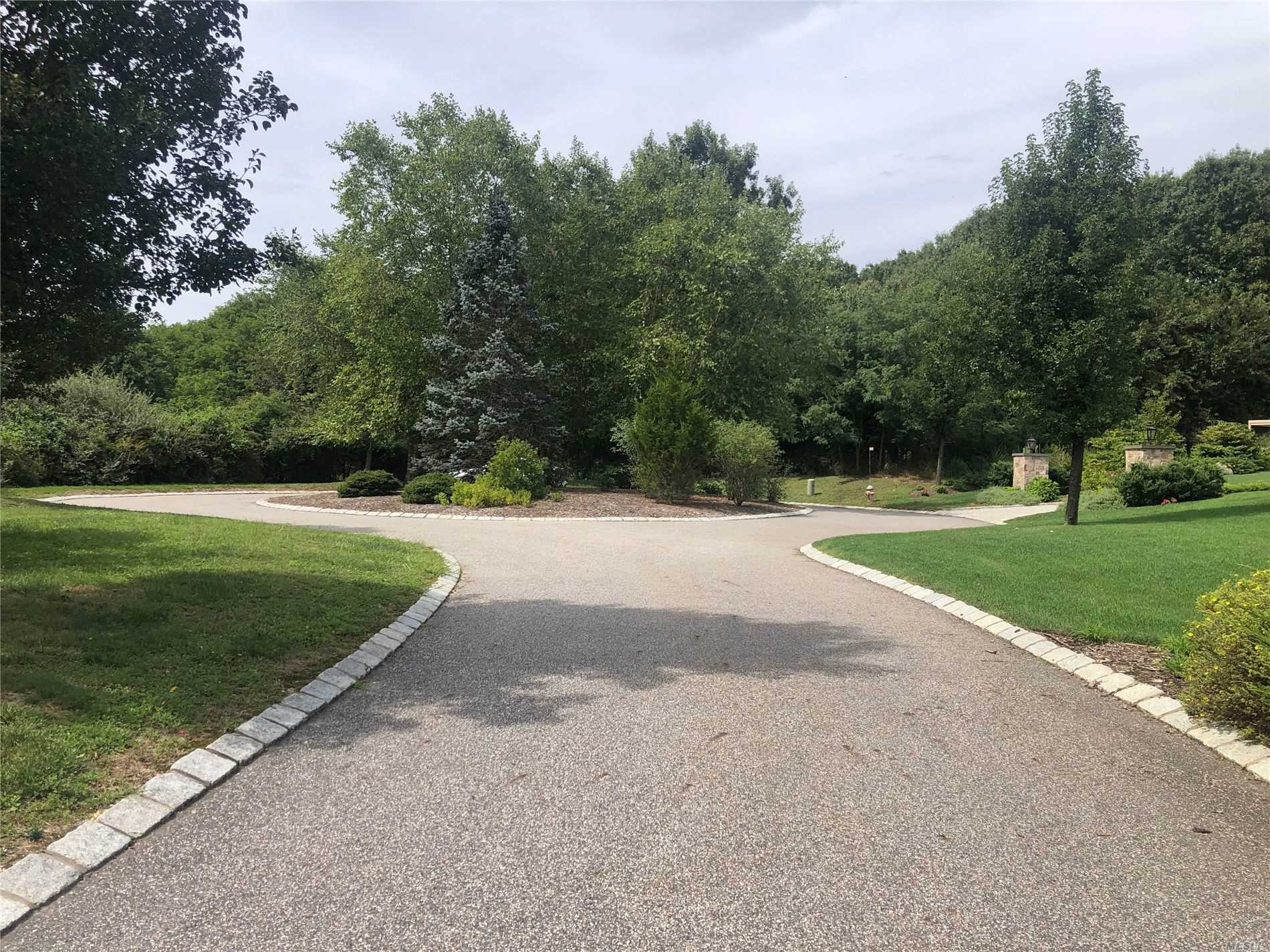Build Your Dream Home On this 3.86 Acre Property on This Private Cu de Sac In Carrera Estates. Just minutes to all the North Fork of Long Island Has To Offer.