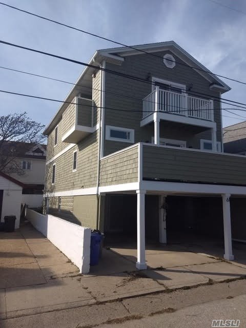 Fabulous 2 Bedroom, 2nd Floor Apartment, 1 1/2 Baths, Carport, Private Storage Area (8X10). Short Distance To Private Beach, Eat-In Kitchen W/Granite Counter Tops, Pantry, Hrdwd Flrs, Washer/Dryer In Unit, Cac, 2 Decks, 1/1/2 Month Security. Renter's Insurance Required By Landlord. No Pets. No Smoking.