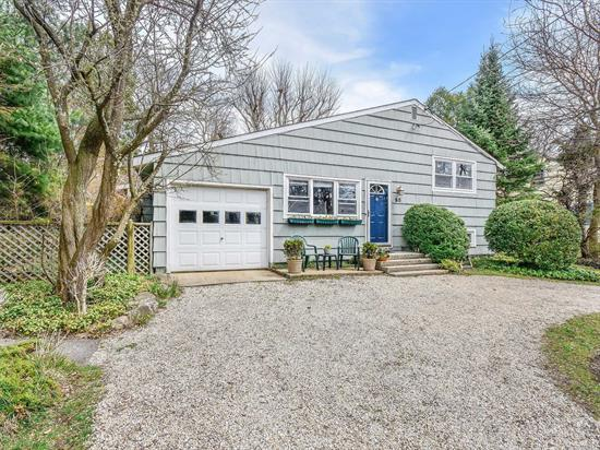 Opportunity is knocking! This sweet 4 Bedroom, 2 Bath home located on prestigious Glenlawn Avenue offers endless possibilities. Perfect for first time home buyers or downsizing! Spacious lot, fenced yard & quiet location! No closing Before 7/15/19.