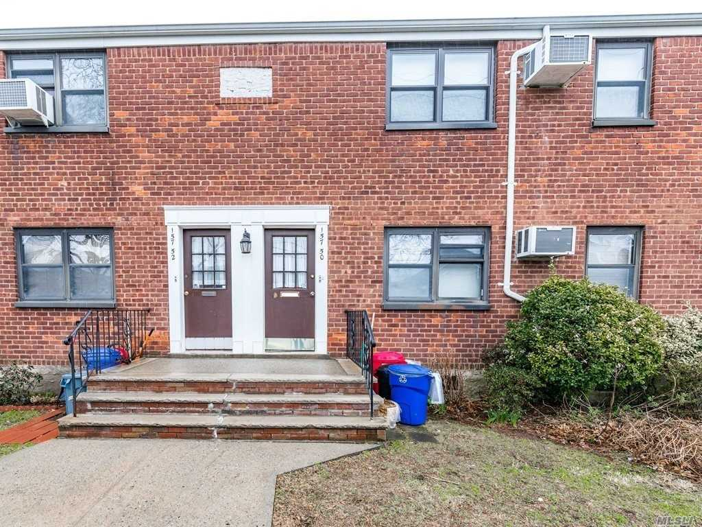 Whitestone 2 Bedroom 1 Bath 1st Floor CO-OP. End Unit. Kitchen & Bath Renovated in 2012. Oak Floors. Up To 2 Cats Allowed. No Dogs. Nearby Buses-Q16 Q76 QM20. P.S. 209 & J.H.S. 194. Maintenance $1082.88 Includes All