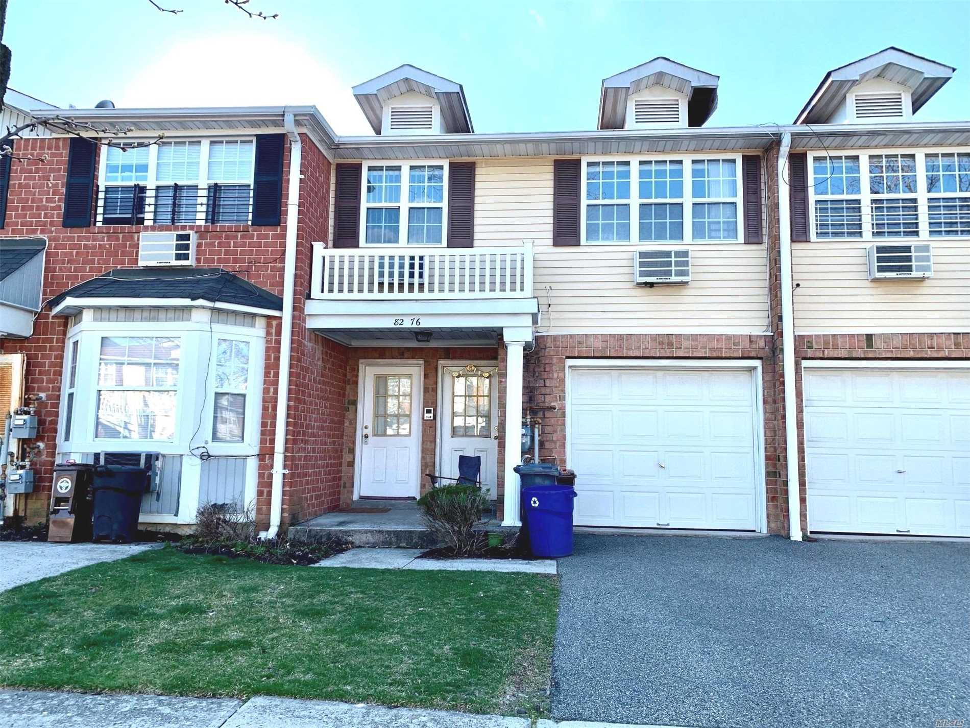 Gated Community With 24 Hr Security. Bright And Clean 3 Bedroom With Finished Basement. Washer And Dryer Included. Hardwood Floors Updated Kitchen And Bath. Huge Walk In Closets. Bright Basement That Has Door To The Back Yard. Conveniently Located. Easy Access To Highways And City Transportation