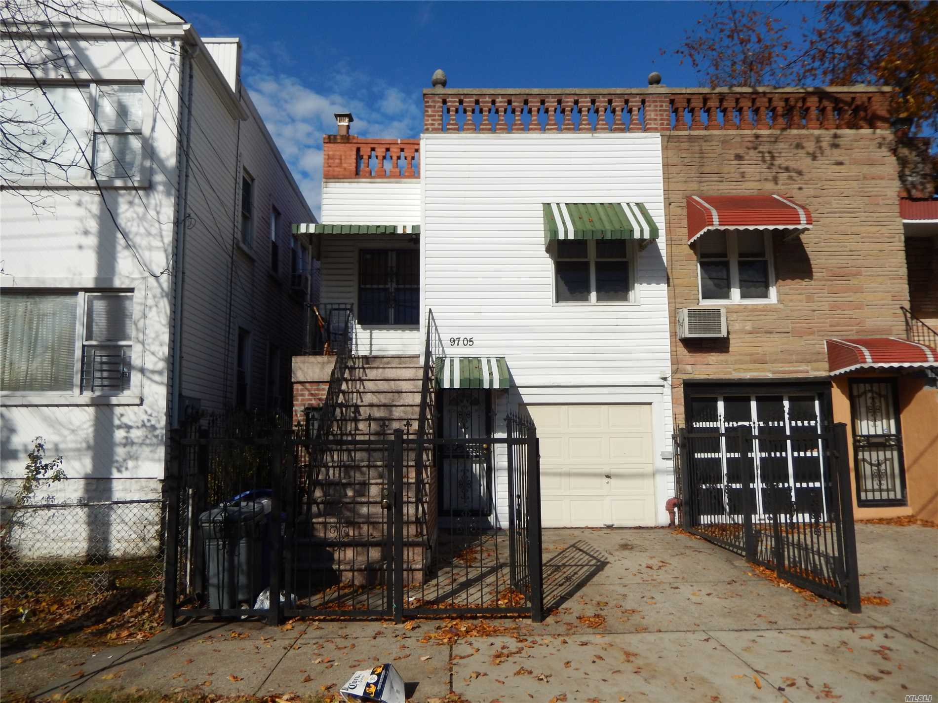 Beautiful well maintained two family home on a quiet tree lines street in the heart of East Elmhurst. Close to all shopping, school and transportation. 15 minutes to Manhattan, walk to LaGuardia Airport, Flushing Bay Boat Marina, Flushing Meadow Park, Citifield, etc... Must see to appreciate.