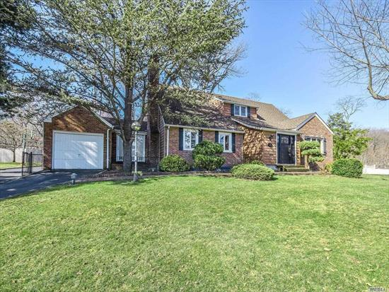 East Hills, Norgate section.Huge price reduction! Amazing hill top presence, Beautiful back yard with Gazebo for entertaining, sliders off sun-room and family room for easy access to yard, blue stone patio, attached garage with front and back entry. East hills park with community pool, theater, play ground, sports field ball park, nature trails