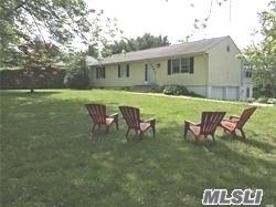 Rent yearly or seasonally!Prime location, spacious home in the heart of quaint Southold. Minutes to beaches, wineries, town, farms, Greenport, breweries, and ferry. Can be rented fully furnished or empty. Many updates, new central air, 2 car garage, oak hardwood floors, spacious lower level recreation room, Florida room, private patio, large yard. Live the North Fork life year round and the vacation never ends! Rent for a few weeks or rent for a year, your choice!