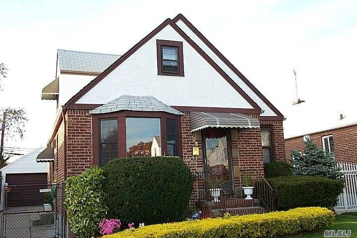 Excellent Cape Cod Home Featuring Lv, Fdr, Kitchen, 4 Bedrooms, Finished Bsmt/OSE, 10 Years Young Roof, Tons of Storage. Convenient To All Shopping and Transportation. Low Taxes, 24 Hrs Notice For All Showings.