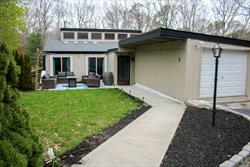 Great Location & Schools! Lg Property, Corner Lot Shy Of An Acre. 3 Bedroom, EIK, LR/DR Combo, Vaulted Ceilings, Woodburning Stove, Full Bath, Fenced Yard, 1.5 Car Garage, Sliders To Patio Off Kitchen.