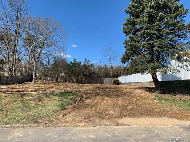 85 x 124 (Irregular) Vacant parcel of land. Prior home demo'd.