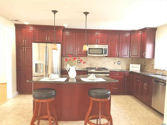 Property Description:Foyer, Living Room, Dining Room , Open Concept Layout, Full Bath, Master Bedroom With Full Bath + 2 more bedrooms. Downstairs: Family Room, Full Bath 2 Bedrooms, Heated Solar Room , Laundry , 2 Large Car Garage. Property I