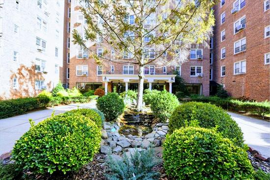 Sponsor Apartment For Sale In A Well Maintained Co-Op Building. Large Unit, Hardwood Floors Throughout. Just A Short Walking Distance To Shopping Strip On 108th Street. Close To Public Transportation And Highways.