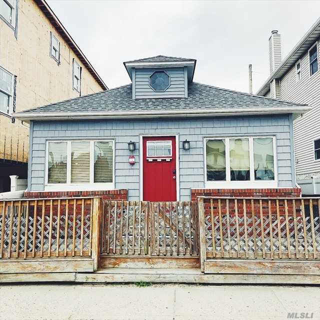 Whole House Rental Steps To The Beach/Boardwalk, Shop's, And Fine Dinning of The West End! 2BR, possible 3rd BR, w/ Washer/Dryer. Nice Outdoor Deck, Updated Bath & Kitchen. Also Available as a Summer Rental. Inquire for pricing! Don't Miss Your Opportunity To Live By The Beach!