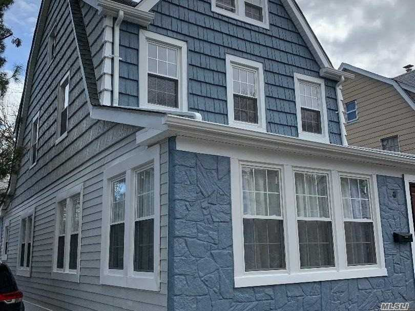 NEWLY RENOVATED 2 FAMILY 40 X100 LOT SITTING ON A QUITE TREE LINED BLOCK. GUTT REHAB. NEW ROOF , ELECTRIC , PLUMBING, HARDWOOD FLOORS, KITCHEN , BATHROOM & LOTS MORE. THIS PROPERTY WILL SELL ITSELF. PLEASE BRING QUALIFIED BUYERS ONLY.