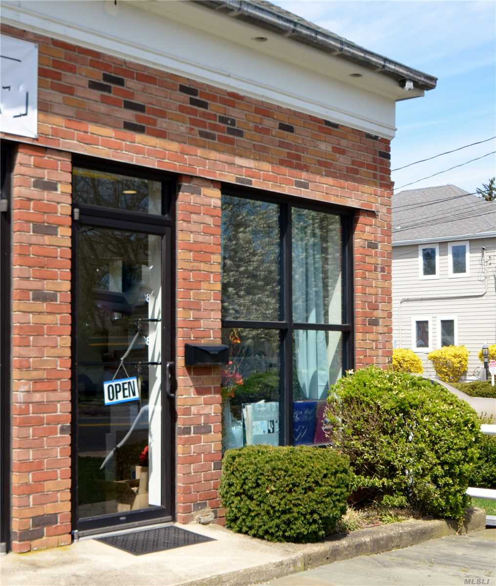 Three Room Professional Office Suite, Ideal for Accountant, Attorney, Insurance, Or Chiropractor, Etc. Great Exposure On Main Road With Ample Parking.