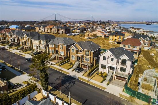 ***Ready To Customize*** New Whitestone Development, The Bridges At Whitestone. Brick And Precast Stone Center Hall Colonials 4 Bedrooms, 3.5 Baths. Designed By Renowned Architect And Built By Award Winning Developer. High End Architectural Details Throughout, Hardwood Floors, Marble Entry, 9'8 Ceilings On 1st Fl And Cathedral On 2nd Fl. Close Proximity To Major Highways, Airports, Nyc