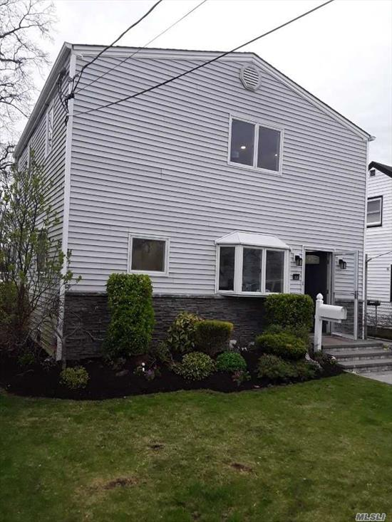 Desirable 3 Bedroom Expanded Cape In Prime Valley Stream Location. Hardwood Flooring. Updated Windows, Siding, Roof, H/W Tank and Boiler. Gas Heat. 2 Car Attached Garage. Low Taxes! Walking Distance To Lirr. Truly Not To Be Missed! S.D. 24