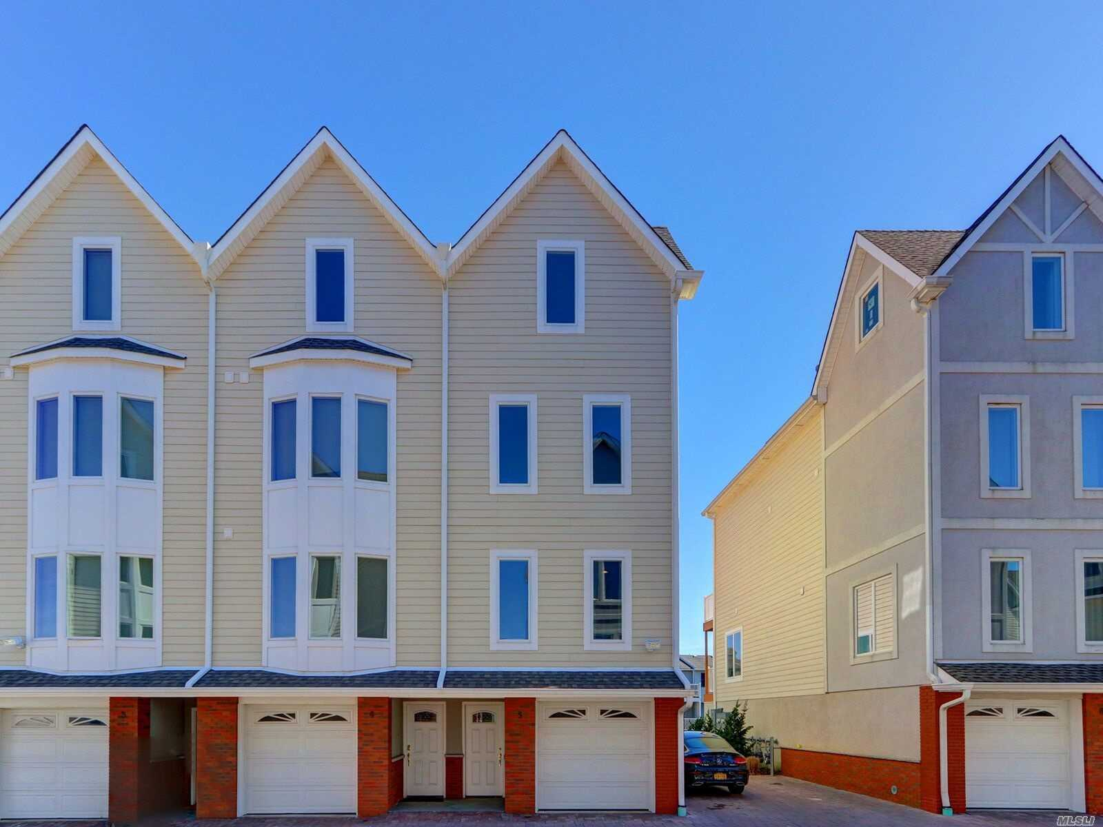 Yachtsman's Cove, Beautiful New Construction Waterfront Condo Development, 3 Levels of Living Space, Open Floor Plan, Featuring Hardwood Floors, CAC, Gas Heat & Cooking, 2 Car Garage, Private Deeded Boat Slip, Outdoor Area w/Boardwalk, Green Space & Gazebo