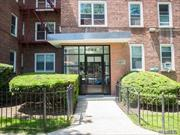 Gorgeous Newly Renovated 1BR/Jr4 Co-Op In Heart Of Jackson Heights. Feat New Kitchen W/Quartz Countertop, Stainless Appls, inclu Dishwasher, Hardwood Flrs, New Full Bath, Recessed Lighting & Ceiling Fan, Deep Closets & More! Bldg features On-Site Laundry Rm, In-Dr Parking Garage (waitlist), New Fitness Center, Pvt Outdoor Garden, Pet Friendly, Close To all transportation, Great Bldg Updates. All Dimensions Are Approximate & Should Be Verified.