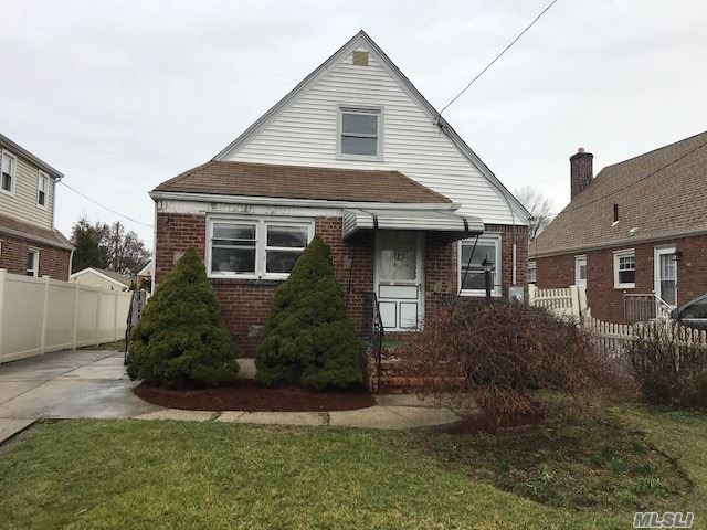 4 Bedroom Cape located on a quiet residential street within Uniondale School District. Features Living room w/Hardwood Flooring, Dining Area, Kitchen, 4 Bedrooms and 2 Full Bathrooms. Partially Finished Basement. Close to All,  Great Opportunity