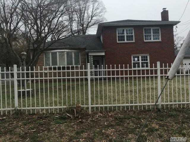 Split Style Home. This Home Features 4 Bedrooms, 3 Full Baths, Formal Dining Room, Eat In Kitchen & 2 Car Garage. Centrally Located To All. Don't Miss This Opportunity!