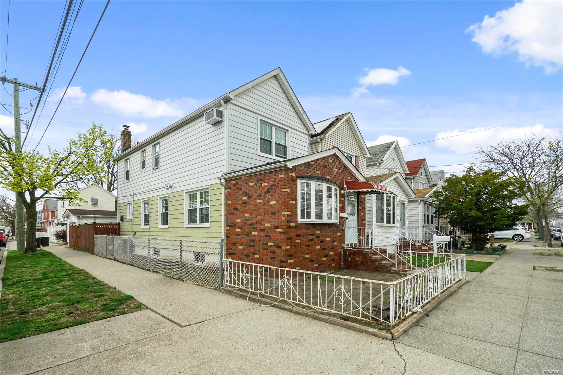 Large fully renovated colonial. Updated kitchen and baths, new floors thru-out. Full finished basement with OSE, semi-finished attic. A must see!!