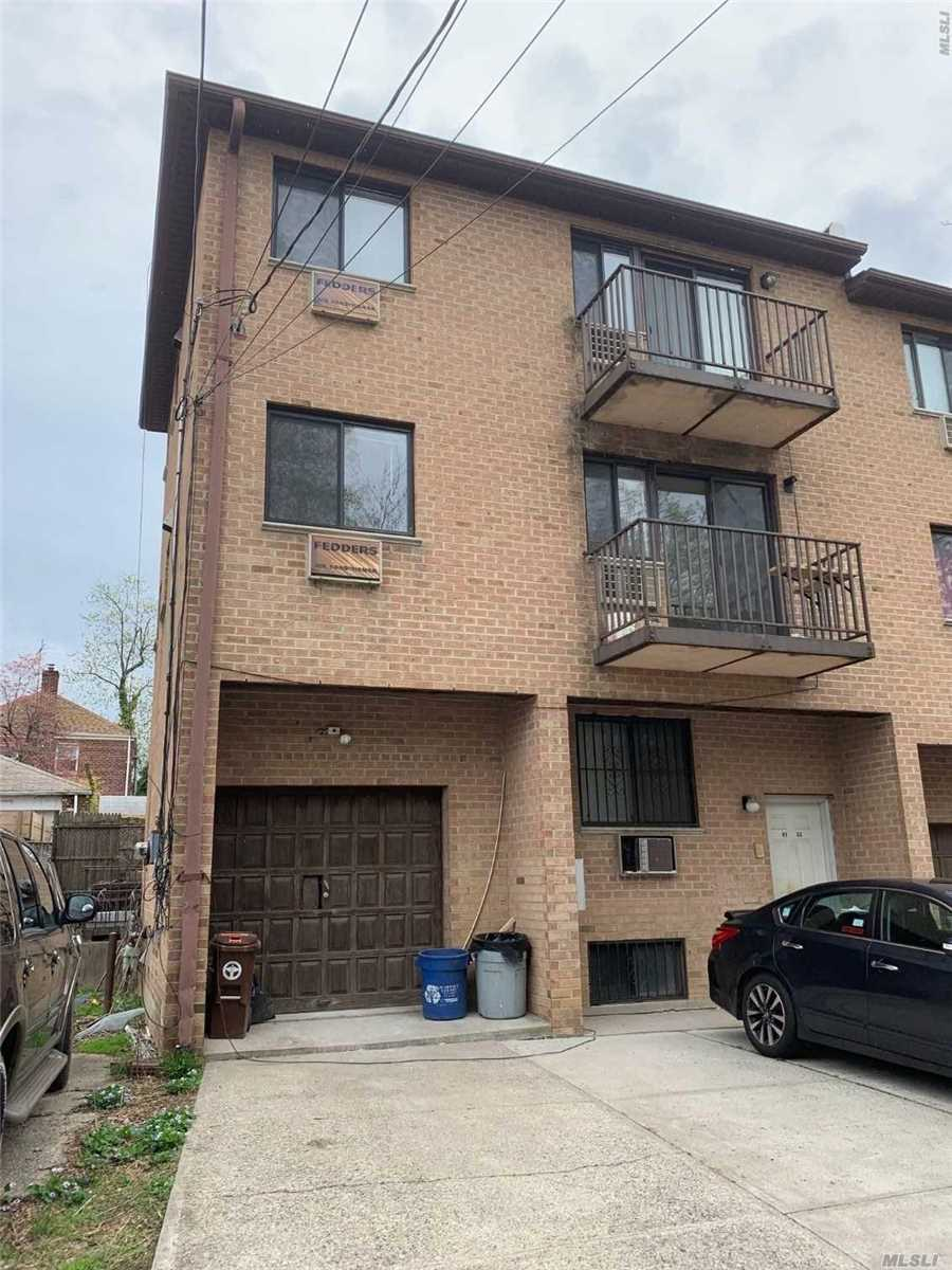 Location, Location!! New Renovation! New Kitchen, New Painting, Hardwood Floors , 2 Bedrooms With Full Closet , 2 New Bathrooms, A Spacious Living Room, A Bright Dining Room,  Large Balcony, Walking To Lirr (Broadway Station),  Walking To Bus Q12, Q13, Q28. 1 Parking Spot For $100 Extra.
