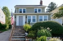 Great Location! Moving ready, Map 3 Bedroom, 3 Bath Colonial In The Desirable Little Neck, Queens Area. Features Eik, Formal Dr, Attic, Full Finished Basement, Laundry Room, 1.5 Car Garage, Lots Of Storage Space. Close To Transportation And Walk To Lirr And Shops!